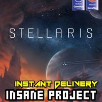 ⭐ɪɴ𝐬ᴛᴀɴᴛ!⭐ Stellaris  Steam CD Key