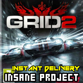 ⭐ɪɴ𝐬ᴛᴀɴᴛ!⭐ Grid 2 Steam CD Key