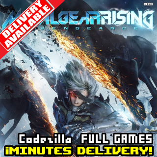 Metal Gear Rising Revengeance - Available CD-Key Global