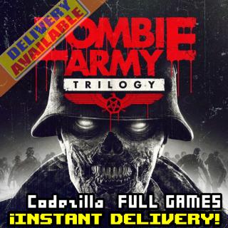 Zombie Army Trilogy Steam Key GLOBAL