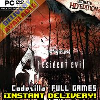 Resident Evil 4: Ultimate HD Edition (PC/Steam) 𝐝𝐢𝐠𝐢𝐭𝐚𝐥 𝐜𝐨𝐝𝐞 / 🅸🅽🆂🅰🅽🅴 𝐨𝐟𝐟𝐞𝐫! - 𝐹𝑢𝑙𝑙 𝐺𝑎𝑚𝑒