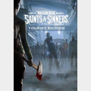 The Walking Dead: Saints & Sinners - Tourist Edition Steam Key GLOBAL