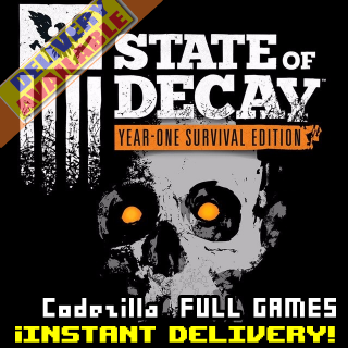 [𝐈𝐍𝐒𝐓𝐀𝐍𝐓] State Of Decay Year-One Survival Edition (YOSE)_ Available/CDKey/Global