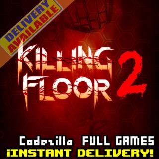 Killing Floor 2 Steam Key GLOBAL