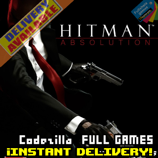 Hitman: Absolution Steam Key GLOBAL