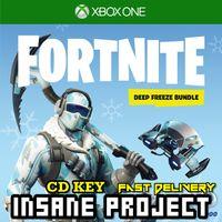 Fortnite: Deep Freeze Bundle (Xbox One) Global