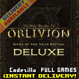The Elder Scrolls IV: Oblivion GOTY DELUXE _ Available/CDKey/Global