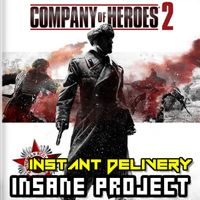⭐ɪɴ𝐬ᴛᴀɴᴛ!⭐ Company of Heroes 2 Steam CD Key