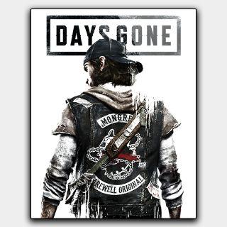 Days Gone Key