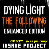 Dying Light: The Following Enhanced Edition Uncut Steam Key GLOBAL