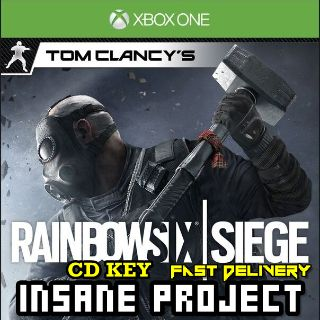 Tom Clancy's Rainbow Six Siege Xbox One Key Global