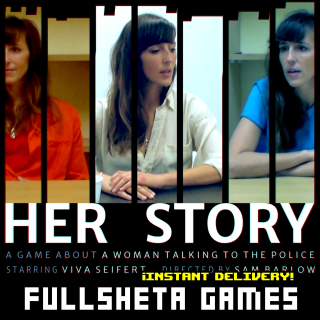 HER STORY (PC/Steam) *Instant Delivery* Steam Key - 𝐹𝑢𝑙𝑙 𝐺𝑎𝑚𝑒