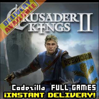 Crusader Kings II Steam Key GLOBAL[Fast Delivery]
