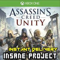 ⭐ɪɴ𝐬ᴛᴀɴᴛ!⭐ Assassin's Creed Unity XBOX One CD Key