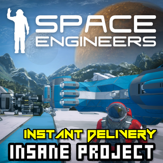 ⭐ɪɴ𝐬ᴛᴀɴᴛ!⭐ Space Engineers Steam CD Key