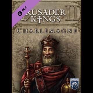 Crusader Kings II - Charlemagne Steam Key GLOBAL