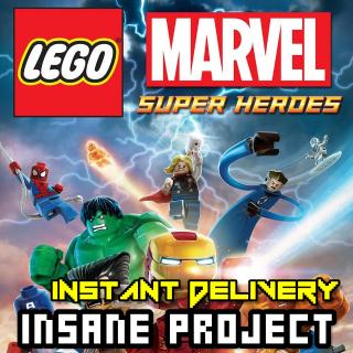 ⭐ɪɴ𝐬ᴛᴀɴᴛ!⭐ LEGO Marvel Super Heroes Steam CD Key