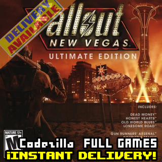 [𝐈𝐍𝐒𝐓𝐀𝐍𝐓] Fallout: New Vegas Ultimate Edition_ Available/CDKey/Global