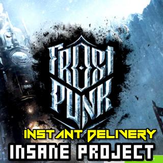⭐ɪɴ𝐬ᴛᴀɴᴛ!⭐ Frostpunk Steam CD Key