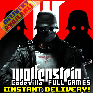 [𝐈𝐍𝐒𝐓𝐀𝐍𝐓] Wolfenstein The new order_ Available/CDKey/Global