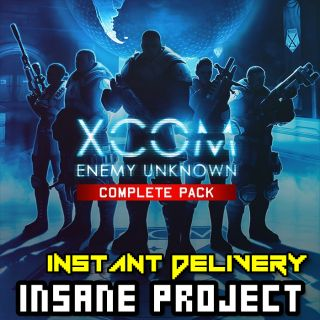 XCOM Enemy Unknown The Complete Edition INSTANT