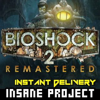 ⭐ɪɴ𝐬ᴛᴀɴᴛ!⭐ BioShock 2 Remastered Steam Key GLOBAL