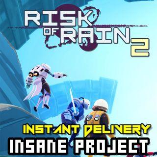 ⭐ɪɴ𝐬ᴛᴀɴᴛ!⭐ Risk of Rain 2 Steam CD Key GLOBAL