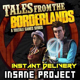 ⭐ɪɴ𝐬ᴛᴀɴᴛ!⭐ Tales from the Borderlands US