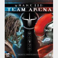 QUAKE III: Team Arena Steam Key GLOBAL