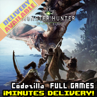 Monster Hunter World Steam Key GLOBAL