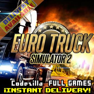Euro Truck Simulator 2 Steam Key GLOBAL