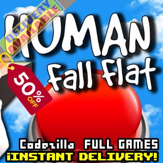 Human: Fall Flat Steam Key GLOBAL