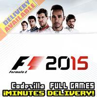 F1 2015 Steam Key GLOBAL