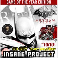 Batman: Arkham City GOTY Edition