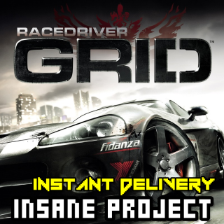 ⭐ɪɴ𝐬ᴛᴀɴᴛ!⭐ Race Driver GRID Steam CD Key