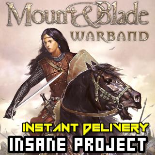 ⭐ɪɴ𝐬ᴛᴀɴᴛ!⭐ Mount & Blade: Warband Steam CD Key GLOBAL
