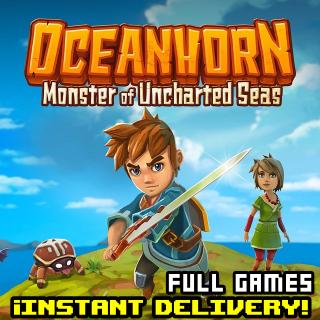 [𝐈𝐍𝐒𝐓𝐀𝐍𝐓] Oceanhorn: Monster of Uncharted Seas