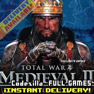 Medieval II: Total War Steam Key GLOBAL