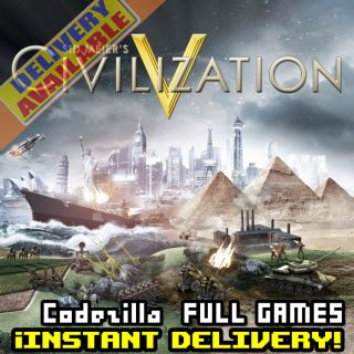 Sid Meier's Civilization V (5) Steam Key GLOBAL