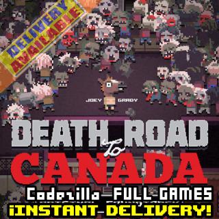 Death Road to Canada Steam Key GLOBAL