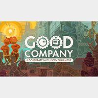 Good Company Steam Key GLOBAL