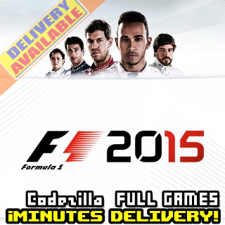F1 2015 Steam Key GLOBAL