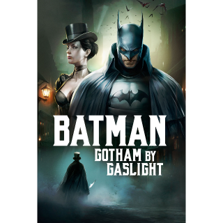 Batman Gotham By Gaslight HDX VUDU or iTunes via MA