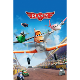 Planes HDX Vudu, MA, iTunes, or Google Play