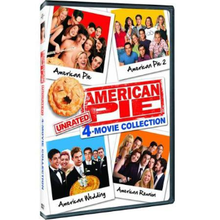 American Pie (Complete Collection) - Vudu SD - (Instawatch)