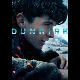 Dunkirk 4K UHD UV