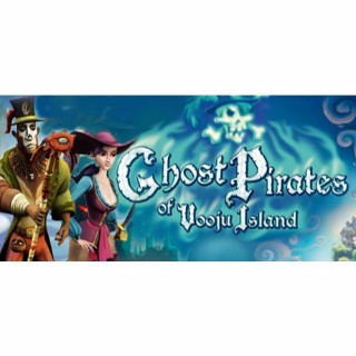 Ghost Pirates of Vooju Island - Steam Key [$9.99 VALUE]