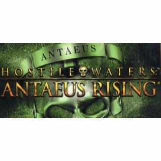 Hostile Waters: Antaeus Rising - Steam Key [$9.99 VALUE]