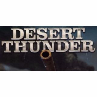 Desert Thunder - Steam Key [$9.99 VALUE]