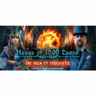 House of 1000 Doors: The Palm of Zoroaster Collector's Edition - Steam Key [$9.99 VALUE]